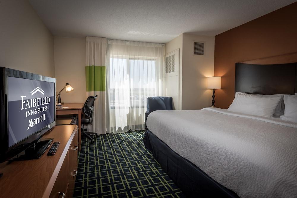 페어필드 인 & 스위트 바이 메리어트 투펠로(Fairfield Inn & Suites by Marriott Tupelo) Hotel Image 5 - Guestroom