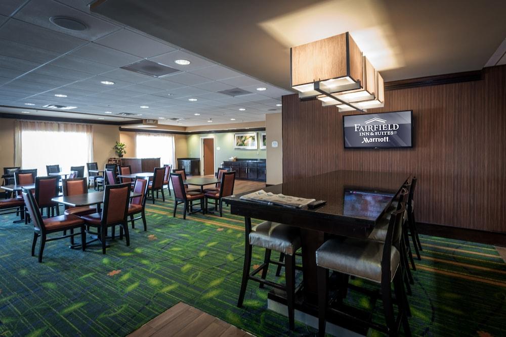 페어필드 인 & 스위트 바이 메리어트 투펠로(Fairfield Inn & Suites by Marriott Tupelo) Hotel Image 19 - Breakfast Area