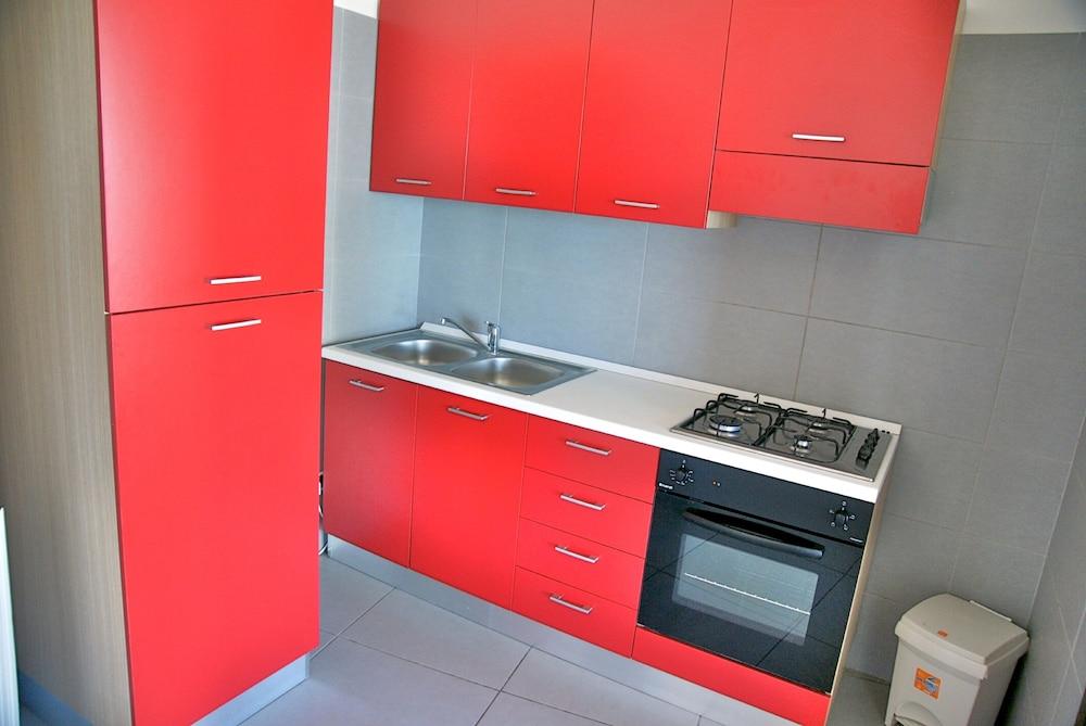 비스타 블루 리조트(Vista Blu Resort) Hotel Image 12 - In-Room Kitchenette