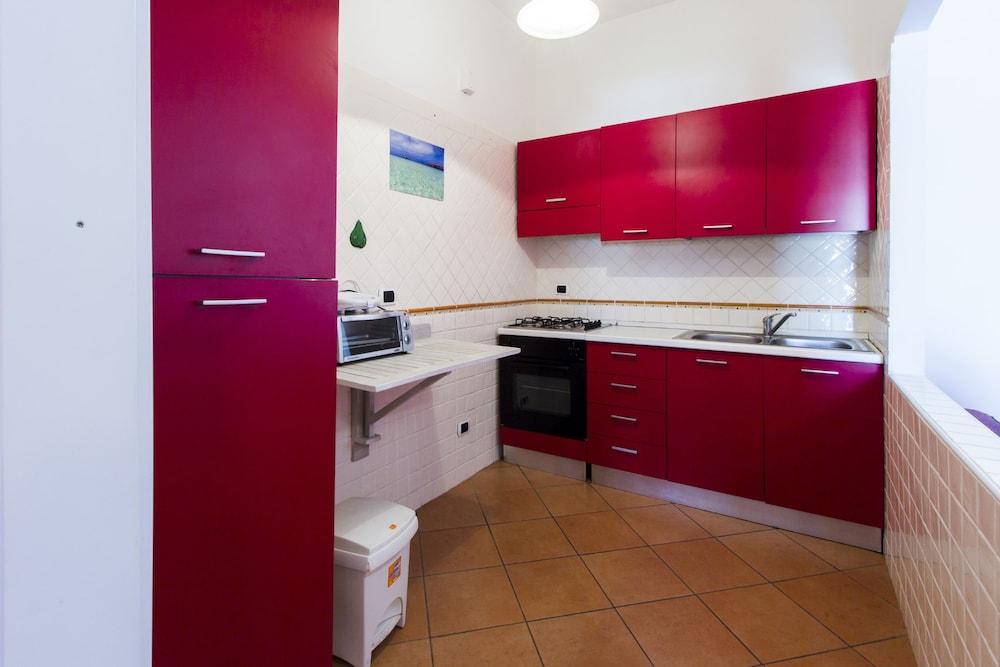 비스타 블루 리조트(Vista Blu Resort) Hotel Image 14 - In-Room Kitchenette
