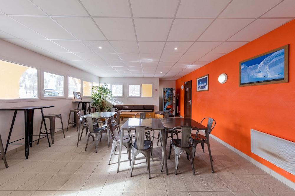 레지던스 레 시메 뒤 발 달로(Résidence Les Cimes du Val d'Allos) Hotel Image 1 - Lobby Sitting Area