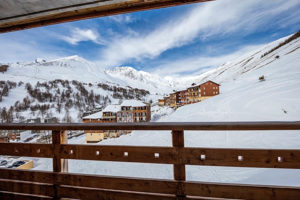 레지던스 레 시메 뒤 발 달로(Résidence Les Cimes du Val d'Allos) Hotel Image 45 - View from Hotel
