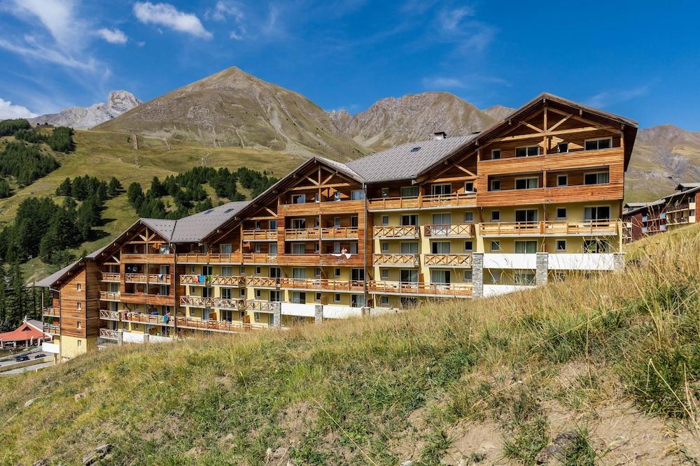 레지던스 레 시메 뒤 발 달로(Résidence Les Cimes du Val d'Allos) Hotel Image 39 - Exterior