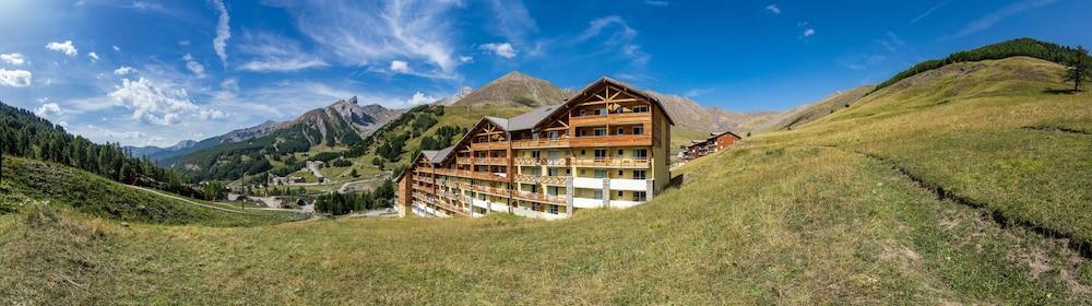 레지던스 레 시메 뒤 발 달로(Résidence Les Cimes du Val d'Allos) Hotel Image 40 - Exterior