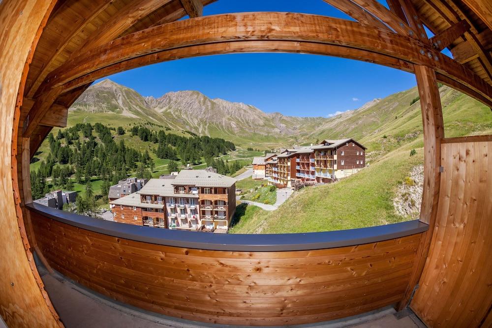 레지던스 레 시메 뒤 발 달로(Résidence Les Cimes du Val d'Allos) Hotel Image 0 - Featured Image