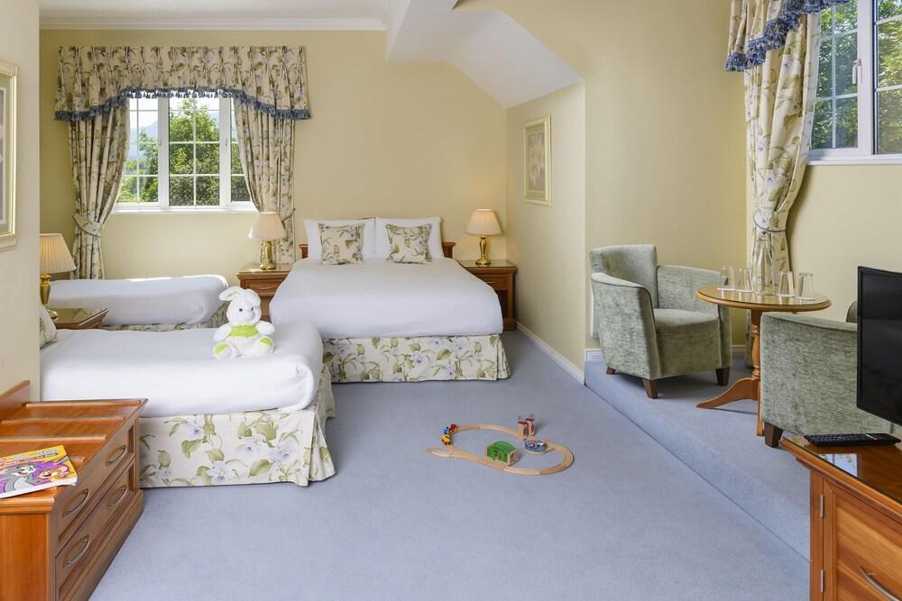 올드 위어 로지(Old Weir Lodge) Hotel Image 10 - Guestroom