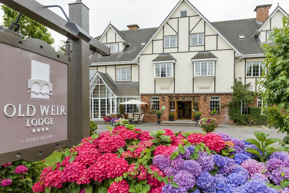 올드 위어 로지(Old Weir Lodge) Hotel Image 38 - Hotel Front