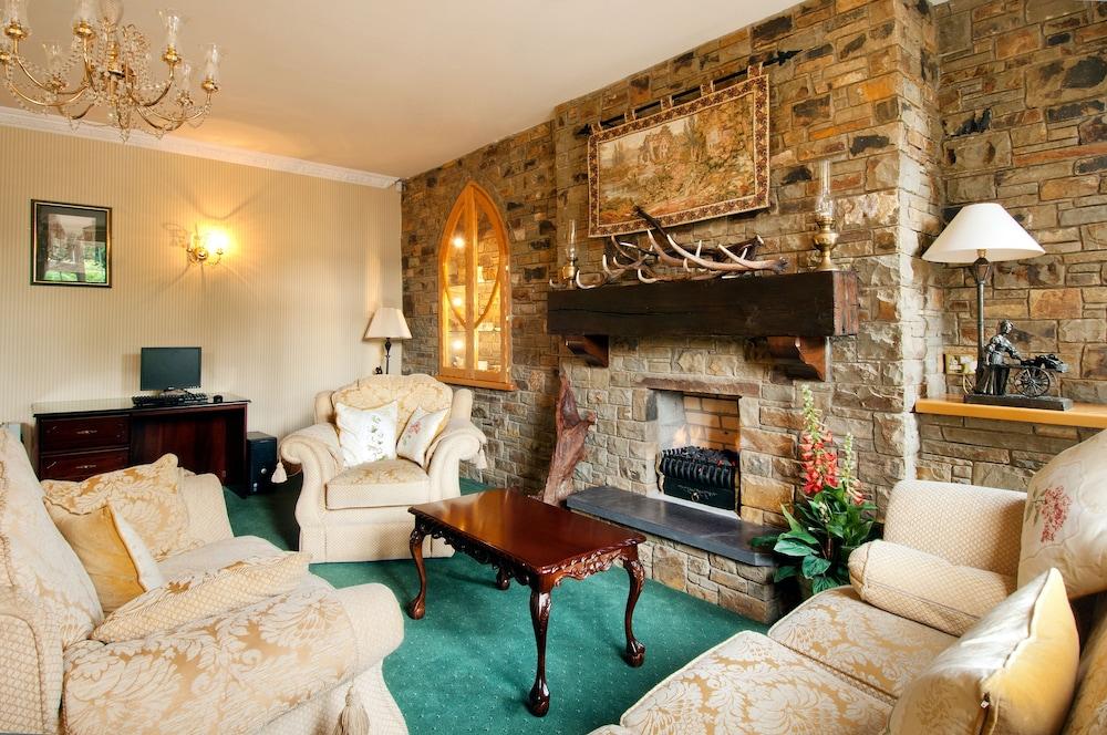올드 위어 로지(Old Weir Lodge) Hotel Image 18 - Living Area