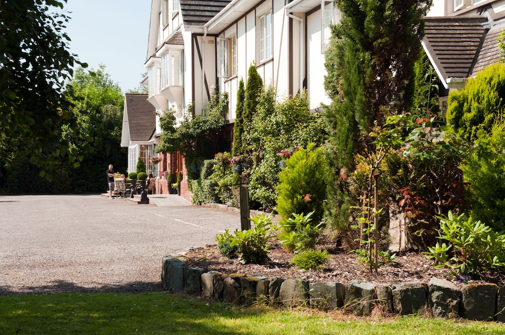 올드 위어 로지(Old Weir Lodge) Hotel Image 41 - Garden