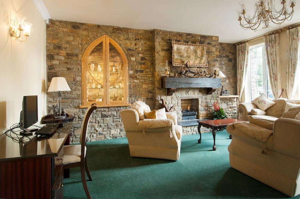 올드 위어 로지(Old Weir Lodge) Hotel Image 19 - Living Area