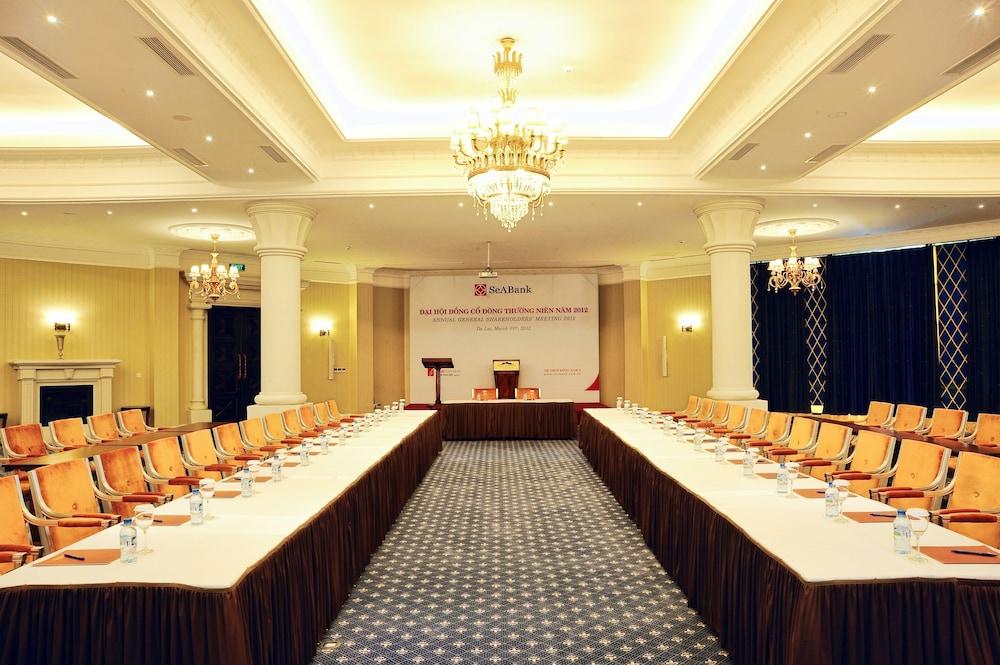 달랏 에덴시 레이크 리조트 & 스파(Dalat Edensee Lake Resort & Spa) Hotel Image 89 - Meeting Facility