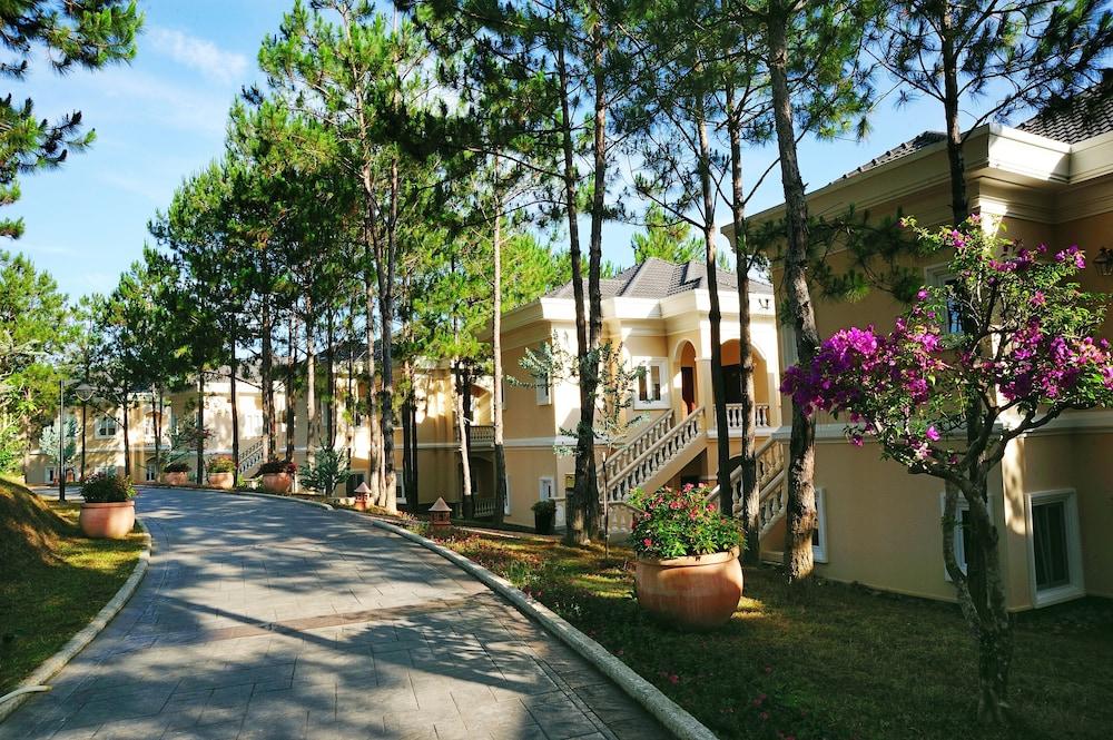 달랏 에덴시 레이크 리조트 & 스파(Dalat Edensee Lake Resort & Spa) Hotel Image 17 - Living Area