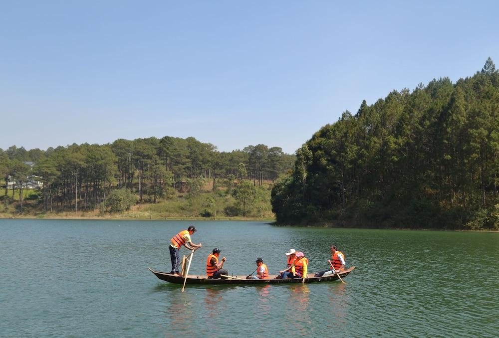 달랏 에덴시 레이크 리조트 & 스파(Dalat Edensee Lake Resort & Spa) Hotel Image 59 - Boating