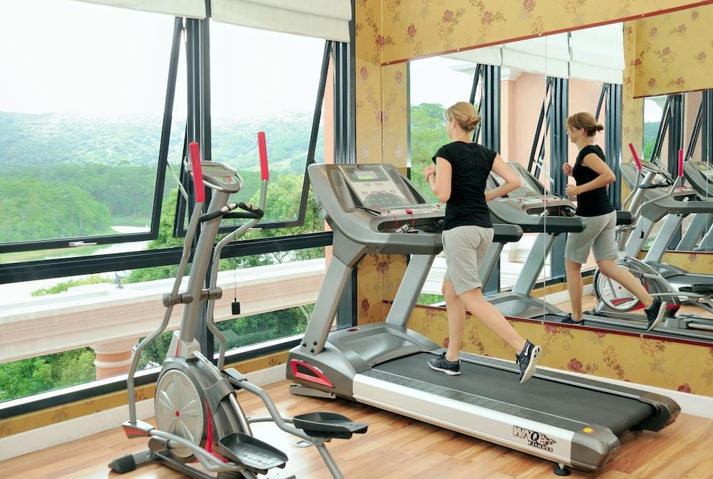 달랏 에덴시 레이크 리조트 & 스파(Dalat Edensee Lake Resort & Spa) Hotel Image 47 - Fitness Studio