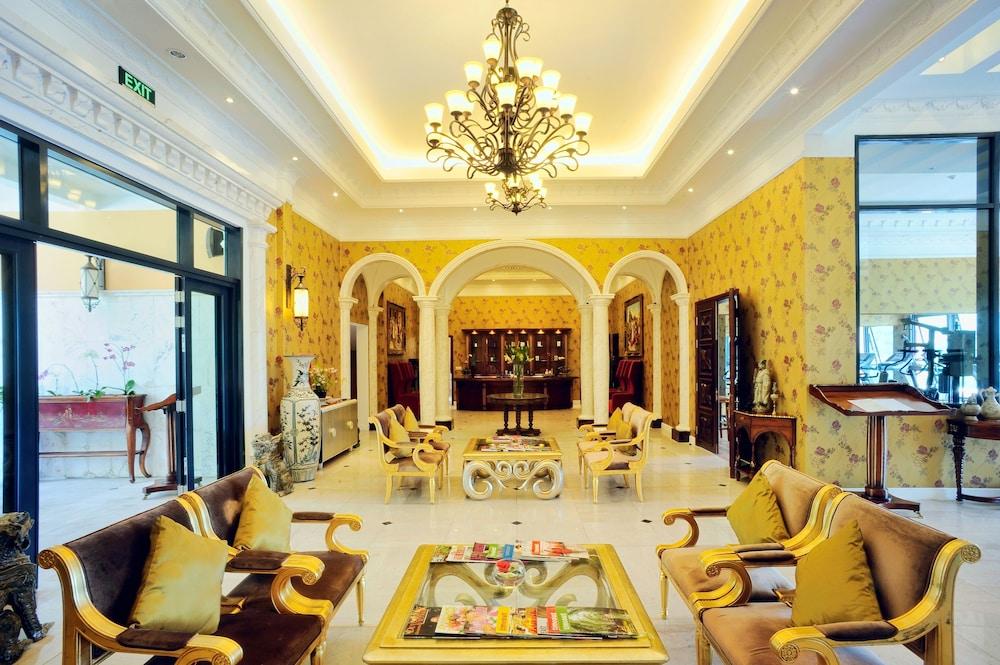달랏 에덴시 레이크 리조트 & 스파(Dalat Edensee Lake Resort & Spa) Hotel Image 49 - Spa Reception