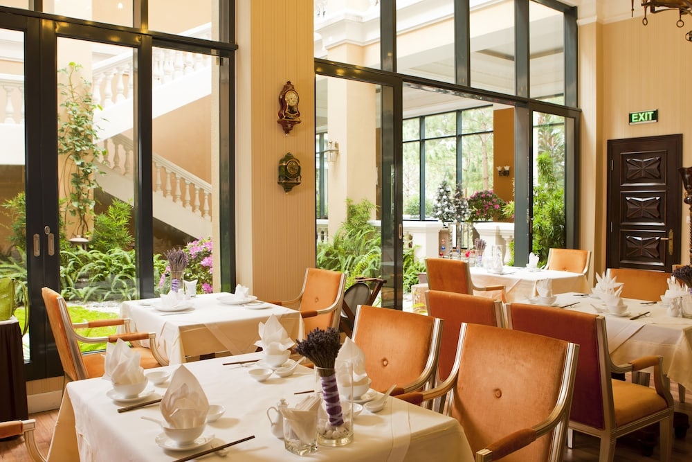 달랏 에덴시 레이크 리조트 & 스파(Dalat Edensee Lake Resort & Spa) Hotel Image 67 - Restaurant