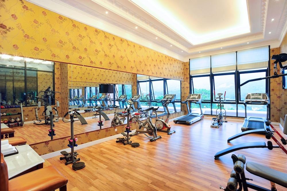 달랏 에덴시 레이크 리조트 & 스파(Dalat Edensee Lake Resort & Spa) Hotel Image 46 - Fitness Facility