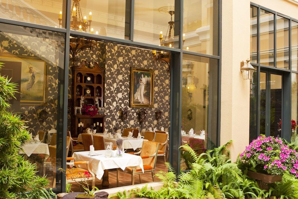 달랏 에덴시 레이크 리조트 & 스파(Dalat Edensee Lake Resort & Spa) Hotel Image 68 - Restaurant