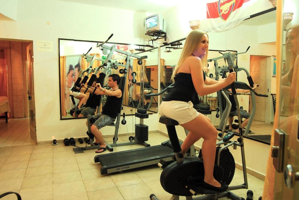 트로피텔 다하브 오아시스 리조트(Tropitel Dahab Oasis Resort) Hotel Image 9 - Fitness Facility