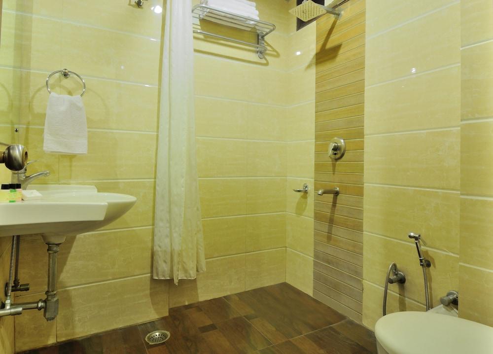 호텔 더 라즈, 뉴 델리(Hotel The Raj, New Delhi) Hotel Image 24 - Bathroom