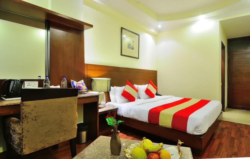 호텔 더 라즈, 뉴 델리(Hotel The Raj, New Delhi) Hotel Image 8 - Guestroom
