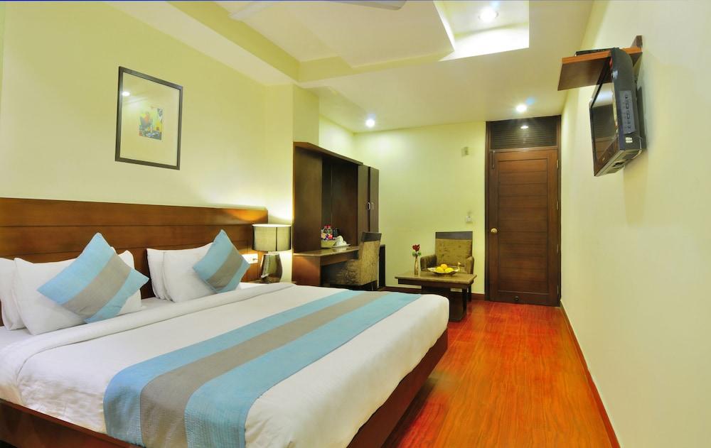 호텔 더 라즈, 뉴 델리(Hotel The Raj, New Delhi) Hotel Image 17 - Guestroom View