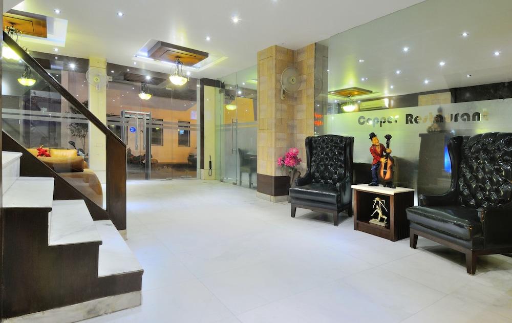 호텔 더 라즈, 뉴 델리(Hotel The Raj, New Delhi) Hotel Image 15 - Interior Entrance
