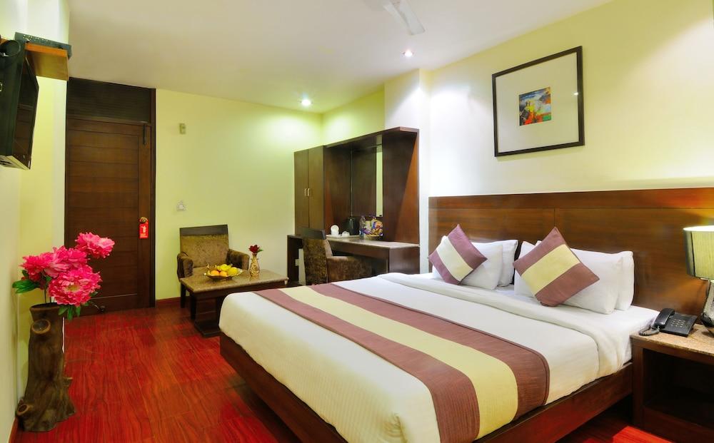 호텔 더 라즈, 뉴 델리(Hotel The Raj, New Delhi) Hotel Image 18 - Guestroom View