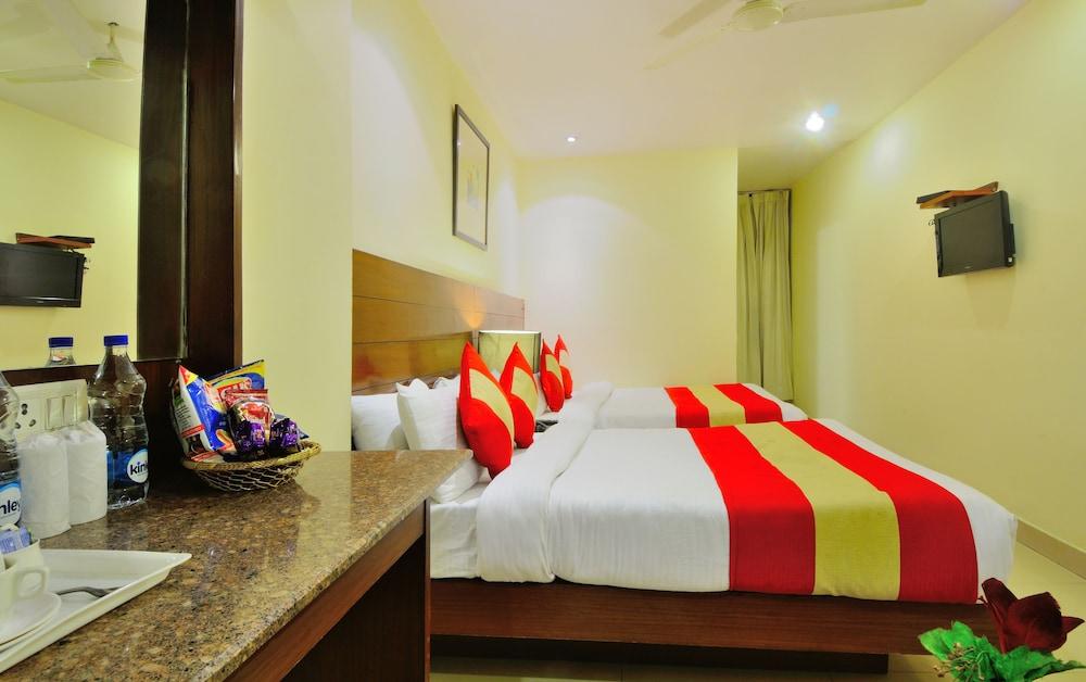 호텔 더 라즈, 뉴 델리(Hotel The Raj, New Delhi) Hotel Image 11 - Guestroom