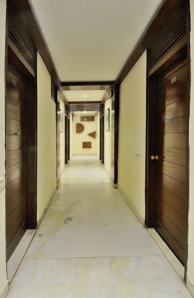 호텔 더 라즈, 뉴 델리(Hotel The Raj, New Delhi) Hotel Image 28 - Hallway