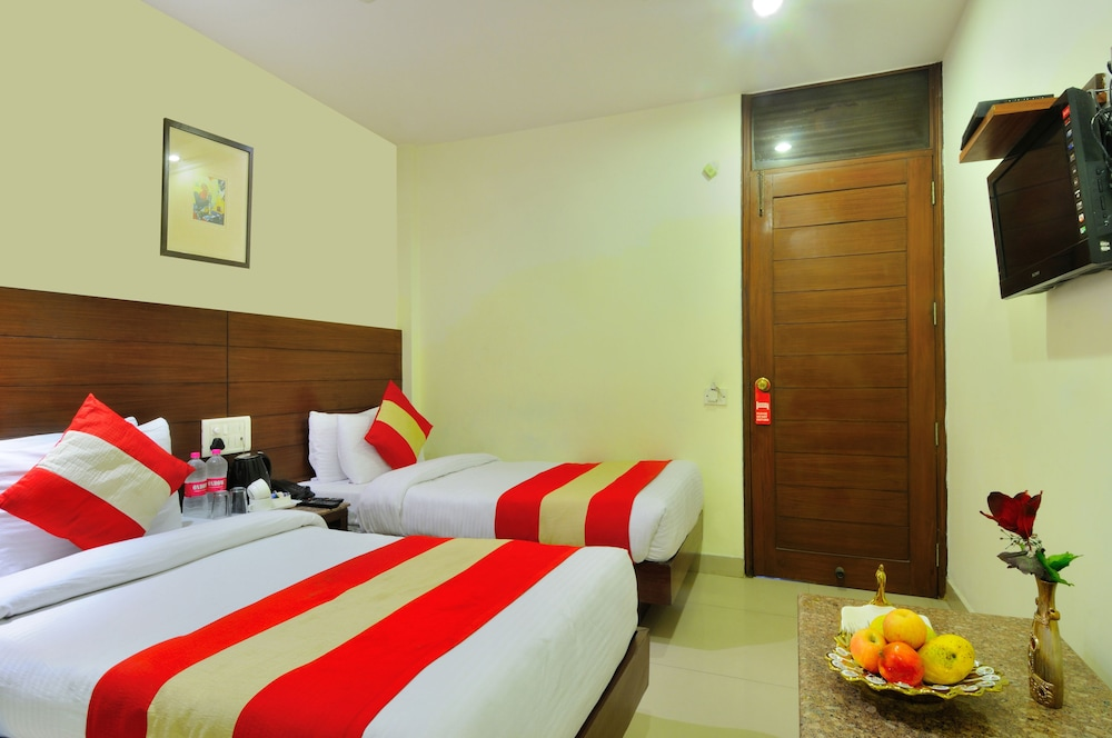 호텔 더 라즈, 뉴 델리(Hotel The Raj, New Delhi) Hotel Image 19 - Guestroom View