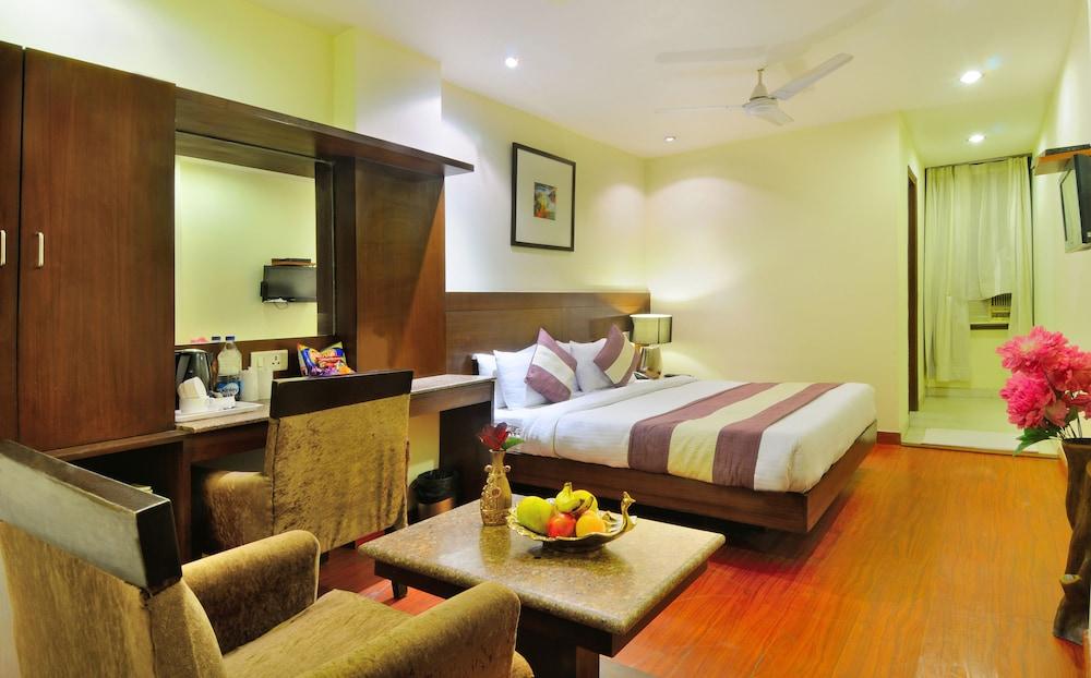 호텔 더 라즈, 뉴 델리(Hotel The Raj, New Delhi) Hotel Image 16 - Guestroom View