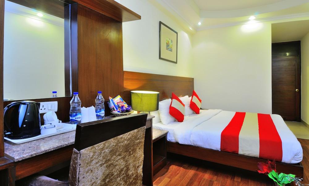 호텔 더 라즈, 뉴 델리(Hotel The Raj, New Delhi) Hotel Image 14 - Guestroom