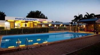 馬里伯勒會議中心汽車旅館 Maryborough Motel and Conference Centre