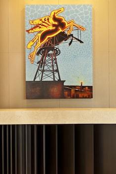 Reception at Omni Dallas Hotel in Dallas