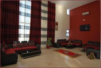 아파트 호텔 파운티 비치(Appart Hotel Founty Beach) Hotel Image 1 - Lobby Sitting Area