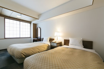 Deluxe Twin Room, 2 Twin Beds, Smoking