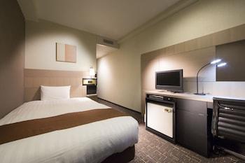 スタンダード シングル ルーム 禁煙 (添い寝分お子様のお食事代は追加料金現地精算となります)|14㎡|名鉄ニューグランドホテル
