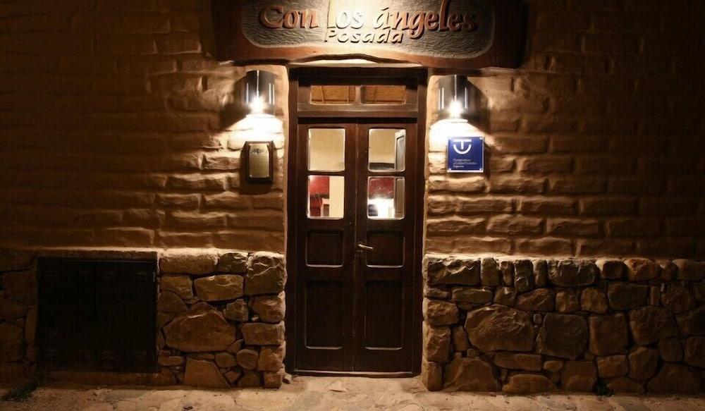 포사다 콘 로스 앙헬레스(Posada Con Los Angeles) Hotel Image 41 - Hotel Front - Evening/Night