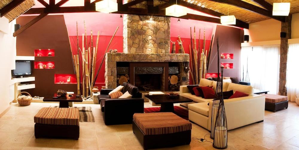 포사다 콘 로스 앙헬레스(Posada Con Los Angeles) Hotel Image 3 - Lobby Sitting Area