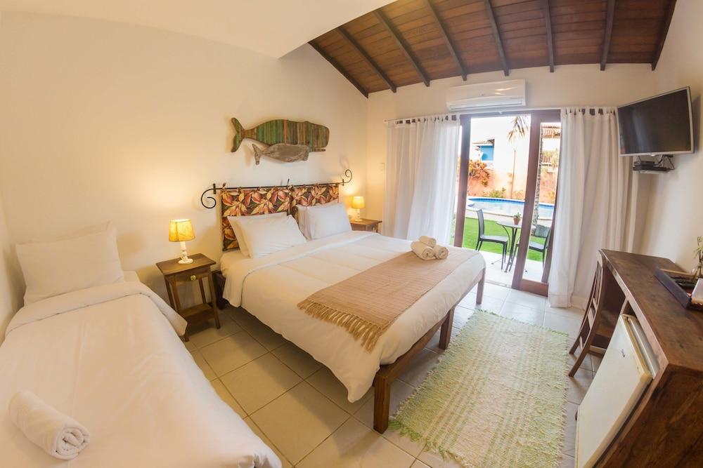 포우사다 사블레 도르(Pousada Sable D'or) Hotel Image 22 - Guestroom