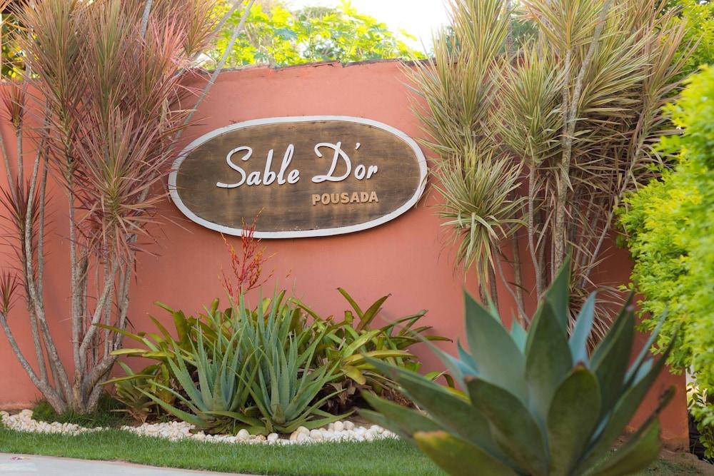 포우사다 사블레 도르(Pousada Sable D'or) Hotel Image 66 - Exterior detail