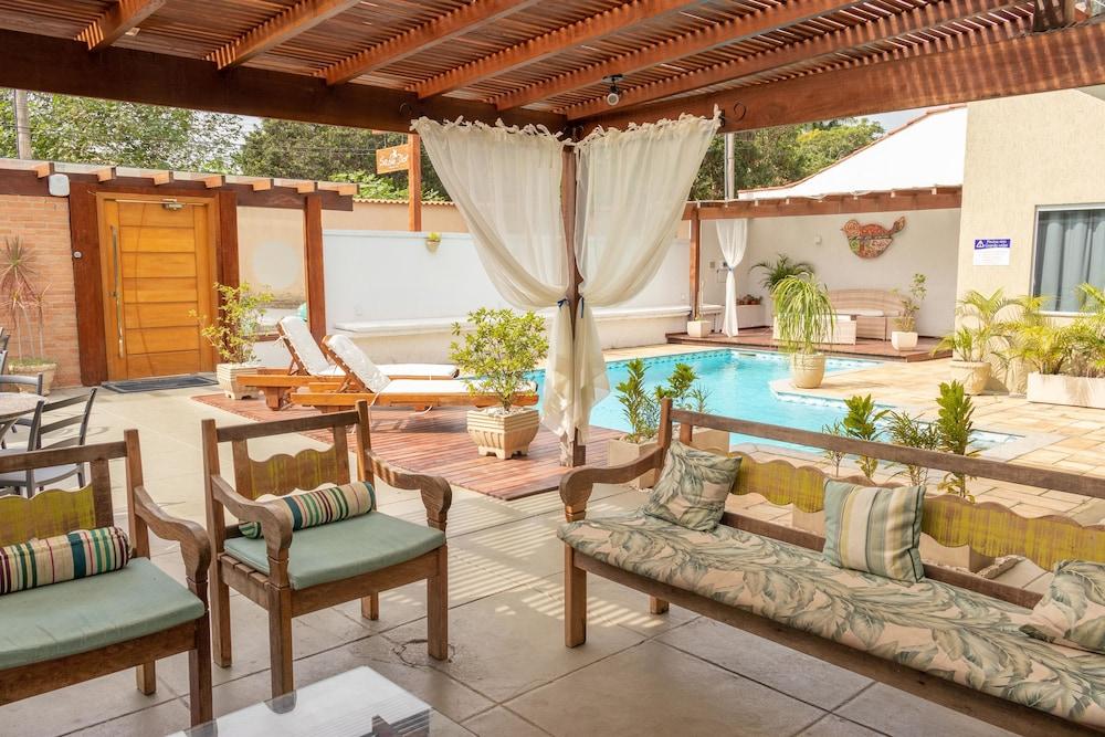 포우사다 사블레 도르(Pousada Sable D'or) Hotel Image 44 - Outdoor Pool