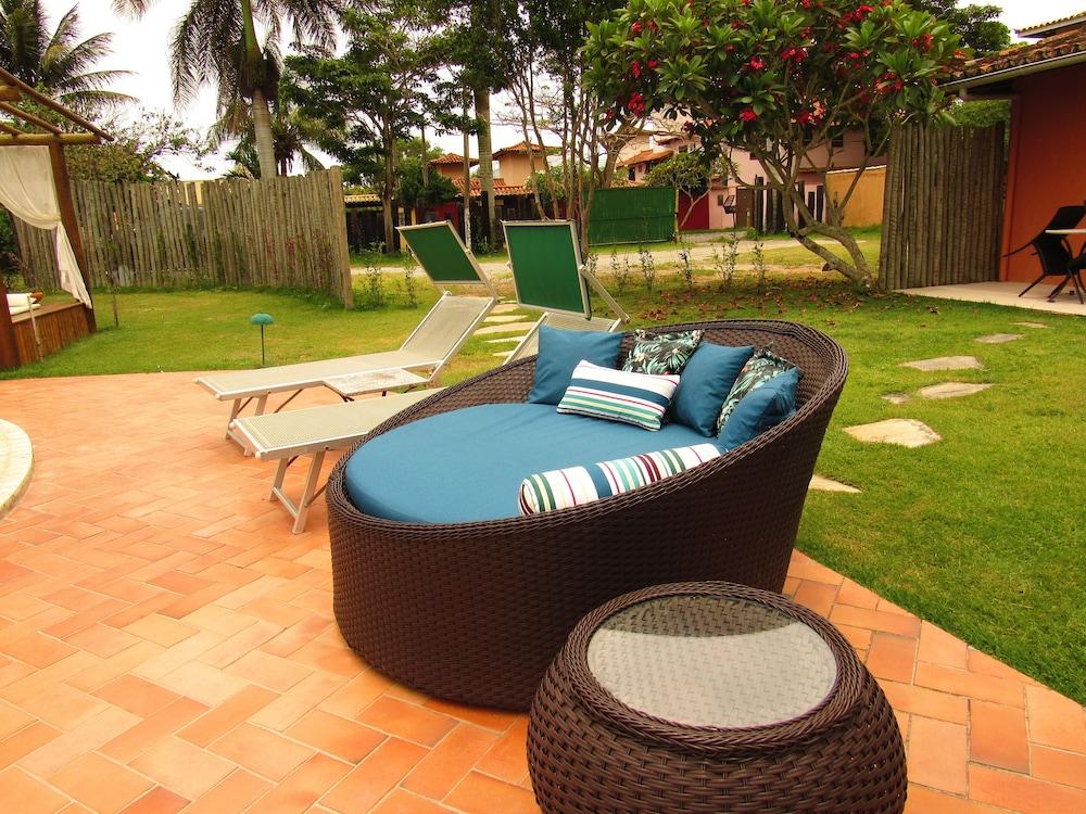 포우사다 사블레 도르(Pousada Sable D'or) Hotel Image 64 - Garden