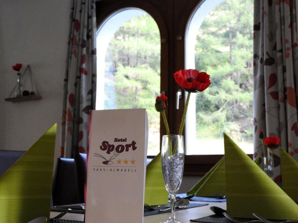 호텔 스포츠(Hotel Sport) Hotel Image 36 - Dining