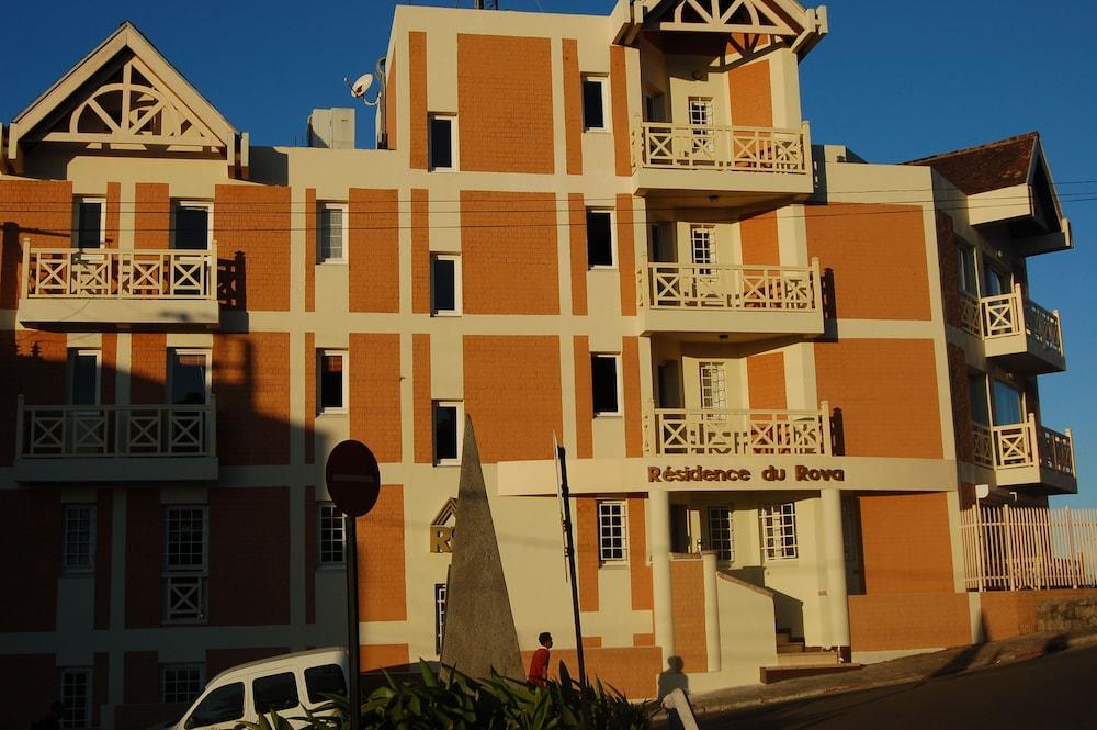 라 레지던스 뒤 로바(La Residence du Rova) Hotel Image 1 - Exterior