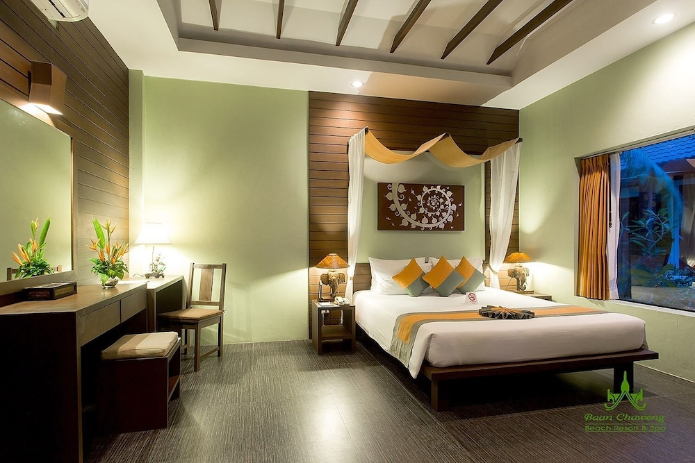 반 차웽 비치 리조트 & 스파(Baan Chaweng Beach Resort & Spa) Hotel Image 16 - Guestroom