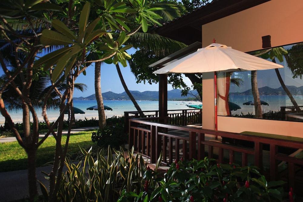반 차웽 비치 리조트 & 스파(Baan Chaweng Beach Resort & Spa) Hotel Image 30 - Terrace/Patio