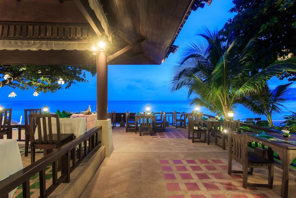 반 차웽 비치 리조트 & 스파(Baan Chaweng Beach Resort & Spa) Hotel Image 63 - Restaurant