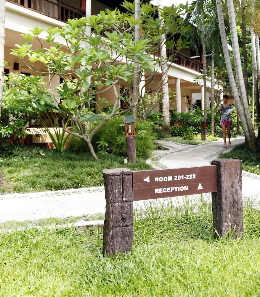 반 차웽 비치 리조트 & 스파(Baan Chaweng Beach Resort & Spa) Hotel Image 66 - Property Grounds